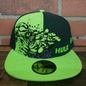 New Era 59FIFTY Panel Pop Hulk Men's Green Cap